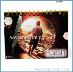 Professional Manufacturer Supply Loose Leaf Desk Calendar, Handmade Calendar Calendar Printing