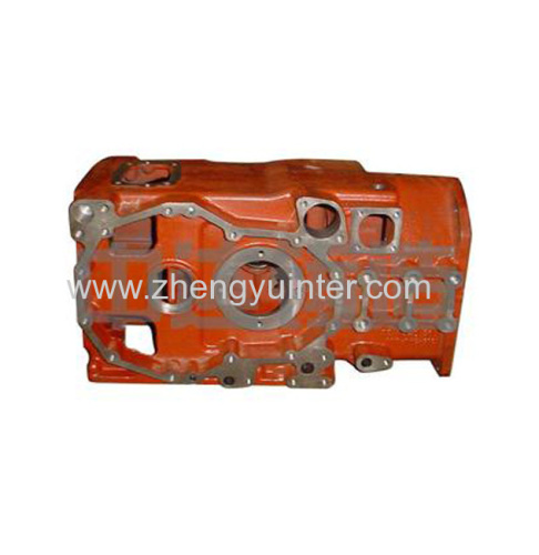 Ductile Iron Engine Body Casting Parts OEM Supplier
