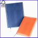 Professional book manufacturer hard cover index leather diary with European standard