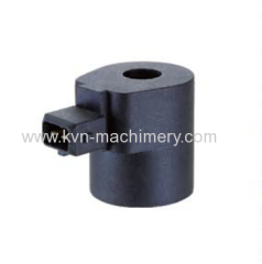 Pneumatic solenoid coil plug-type HWD