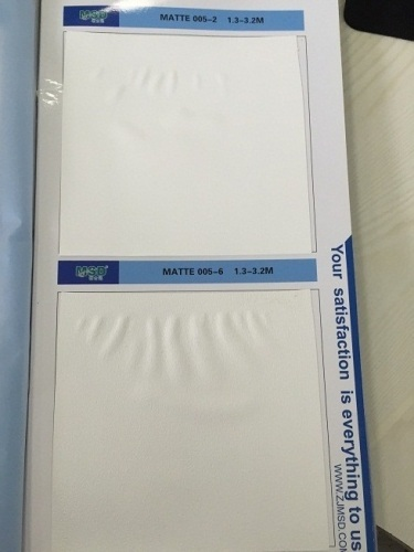 Sell 5m MSD ceiling film matt 005-2 from China