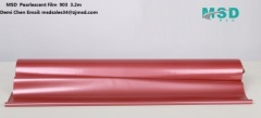 Sell MSD Pvc stretch ceiling film for interior decoration pearlescent