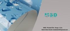 MSD printed film Drops