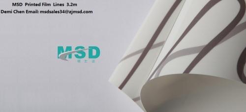 Sell high-quality MSD Pvc ceiling film
