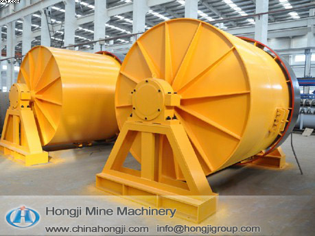 Hongji Capacity 1 to 80 TPH Ball Mill For Sale