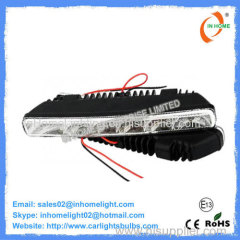 12V SAE / DOT Compliant Signal LED DRL Bulbs Auto Multi Function Driving Light