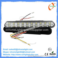 Dimmer Control 12V 3528 SMD LED DRL Light 320LM with 1 Year Warranty
