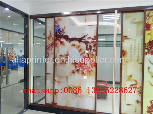 high end glass uv printer glass flatbed printing printer large size glass uv printer on sale