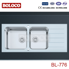 Glass Sink 304# BL-776