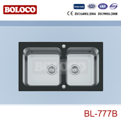 GLASS SINK 304# BL-777B