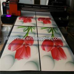 ceramic uv flatbed printer
