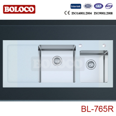 Glass Sink 304# BL-765R