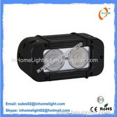 Black Multi function 2000LM LED Work Lamps 20W Led Vehicle Work Lights