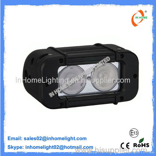 Black Multi function 2000LM LED Work Lamps 20W Led Vehicle Work Lights