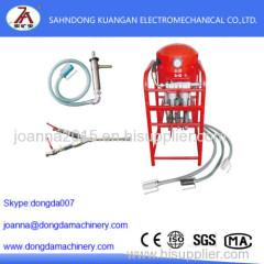 Single/Double Liquid Or Chemical Liquid Pneumatic Grouting Pump