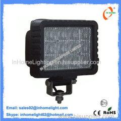 5400 LM 60W Cree LED Work Light / Off Road LED Flood Spot Light Pure White