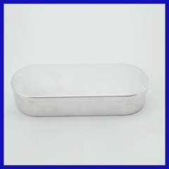 Stainless steel hospital plate