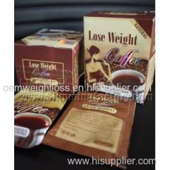 Wholesale Natural lose weight coffee