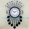 Simple european-style wall clock fashion creative arts large quartz clock bedroom living room Household clocks made new