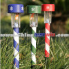 Plastic Solar Christmas Yard Light