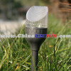 Plastic Solar Garden Light Torch