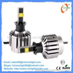 One - Piece Integrated Headlight H3 30W Auto LED Headlight Bulbs for Cars