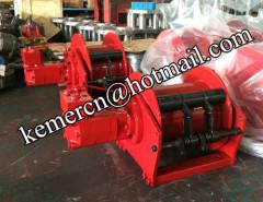 boom crane hydraulic winch compact winch