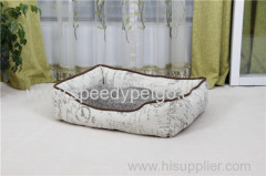tessuto traspirante foderata con stile vintage base del cane domestico di stampa