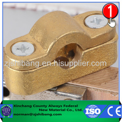 Electirc copper wire Clips Fastening Clamps