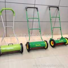 Easun NaturCut Ideal 40 16-Inch 5-Blade Hand Push Reel Lawn Mower