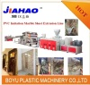 PVC marble wall panel extrusion machine