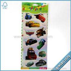 European Standard Decorative Car Sticker