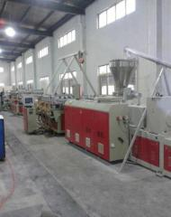 PVC foam board machine plastic machine