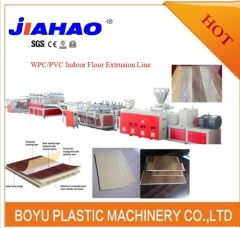 PVC wood Flooring production line