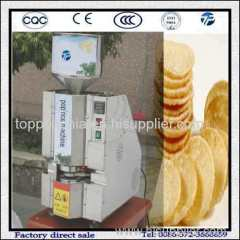 Small Model Automatic High Capacity Rice Cake Popping Machine