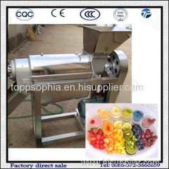 Commercial Hot Sale Fruit And Vegetable Juice Making Machine