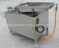 Bes Price For Automatic Small Model Quail Egg Peeling Machine