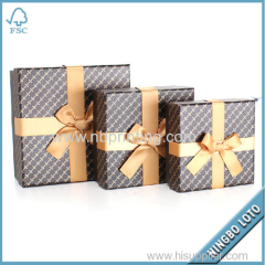 Direct Factory Supply Custom Paper Gift Box Packaging Paper Box Packaging Box