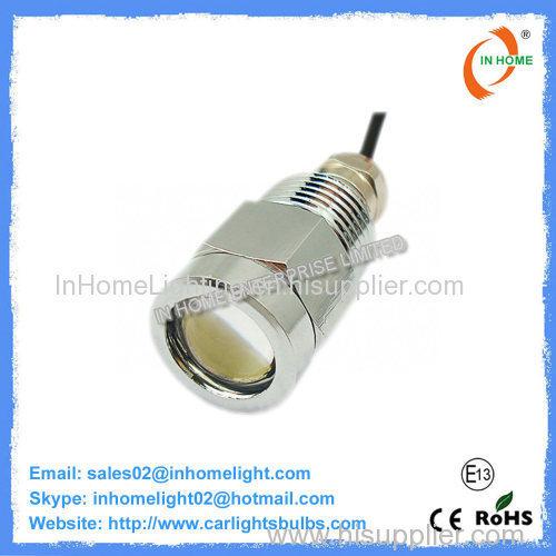 720 LM Bronze Underwater Marine LED Light Bulbs 9W Drain Plug Light Marine Led Light