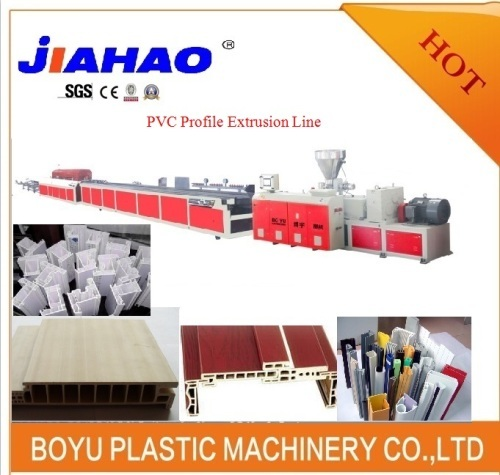 PVC WPC Door Frame machine