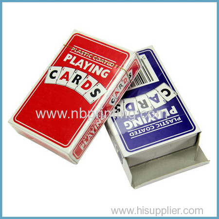 Professional Manufacturer Paper Customized Playing Card Printable Poker Card Poker