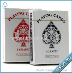 Promotion Paper Playing Card