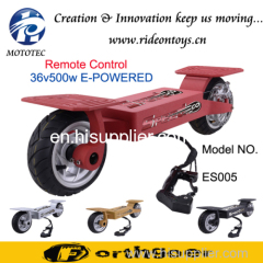 Mototec Patent Design two wheel standing electric scooter 36v 500w