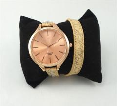 Long strap lady watch quartz alloy watch