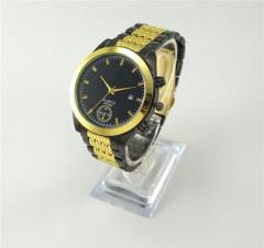 Wholesale luxury quartz analog wristwatch