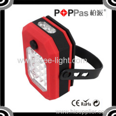 POPPAS B71 20SMD +3 Led Mini Magnetic Base Portable Pocket Working Light