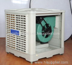New pattern lower noise 18000-28000m^3/h evaporative centrifugal air cooler
