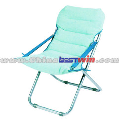 Leisure Folding Beach Chair Without Arms