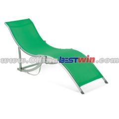 Beach recline lounge Deck chair