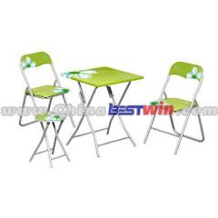 Popular Aluminum Truss Table and Truss Chair Green